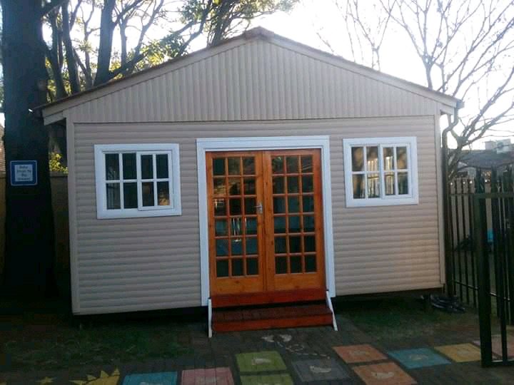 Wooden house for special price