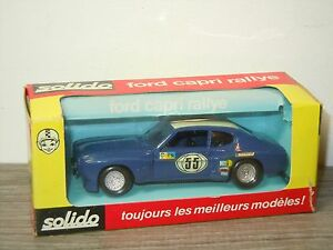 Ford-Capri-Rallye-Solido-26-France-1-43-in-Box-30895