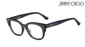 85e3ab1d16a JIMMY CHOO Glasses Frames JC177 (18R) - Dark Grey Glitter RRP-£255 ...