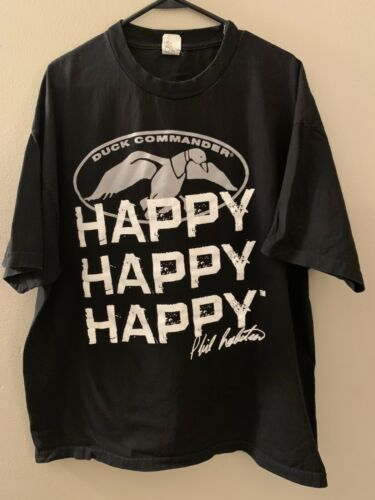 Happy, Happy, Happy Phil Robertson - 2XL Men's T-S