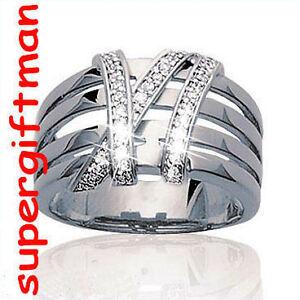 X752-BAGUE-ARGENT-MASSIF-ring-zilver-DIAMANTS-CZ-T60