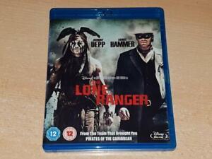 Disney-The-Lone-Ranger-Blu-Ray-2013-FREE-UK-POSTAGE