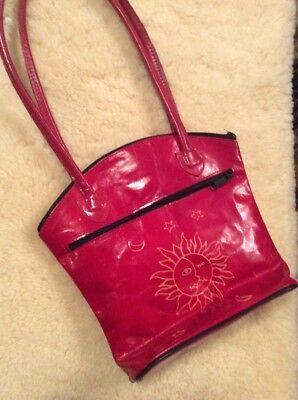 Tasche Leder Handtasche Schultasche Vollleder Shopper