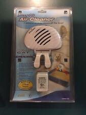 NEW LitterMaid Air Cleaner Fan Cat Litter Box Freshen Filter Odors LMAC100