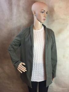 Jacket 7667 Medium Zara 246 Blazer Ref Style Khaki Size B3 PqxTwO7