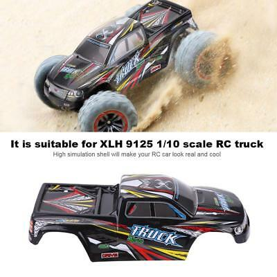 Remote Control Model Car Body Shell RC Parts for XLH 9125 1/10 Scale RC  Truck | eBay
