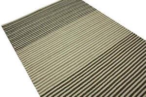 tapis-de-qualite-Kelim-160x230-cm-100-Wolle-Tisse-a-la-main-beige-marron