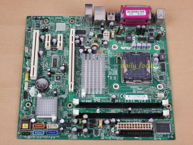DRIVERS UPDATE: MS-7336 MOTHERBOARD
