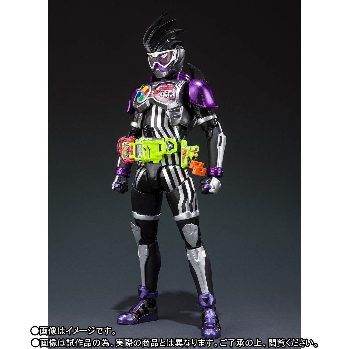 Bandai S.H. Figuarts enmasCocheado Kamen Rider genm acción jugador de nivel 0 Figura De Acción