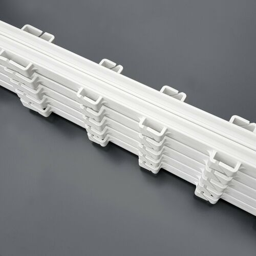 3ft Paddock Pole ISOPIC ELECTRIC FENCING POSTS Fence Poly Plastic 1-60pcs