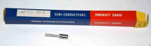 AF121 Transistor Germanium PNP en emballage d/'origine