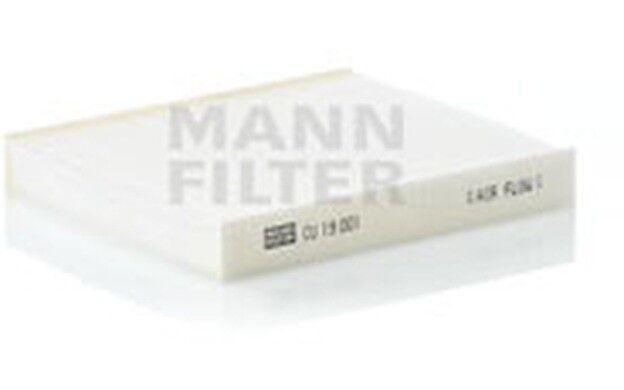 MANN-FILTER Filtro aire habitáculo para KIA SOUL CU 19 001