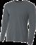A4-Men-039-s-Moisture-Wicking-Tech-Long-Sleeve-Resistant-T-Shirt-N3165-UPF-44-UV thumbnail 8