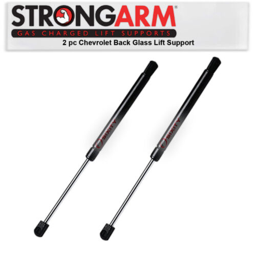 ny 2 pc Strong Arm Back Glass Lift Supports for Chevrolet Tahoe 2007-2014