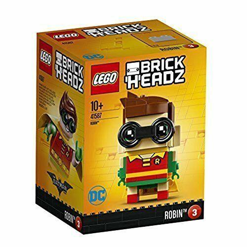 Lego 41587 brickheadz Robin Flambant Neuf Scellé Set