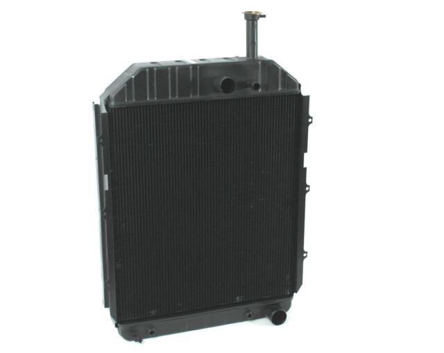 RADIADOR TRACTOR FORD TW5 TW10 TW20 TW25 - OE: E3NN8005DE - NUEVO!!!