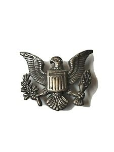 Vintage Eagle Cap Pin