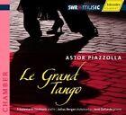 Astor Piazzolla: Le Grand Tango (CD, Apr-2007, Haenssler Classic)