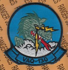 USN Navy VAQ-130 Electronic Attack Squadron ZAPPERS pocket patch