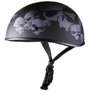 75e5e0c5cce Crazy Al s WSB Micro Slim Smallest lightest DOT Beanie Helmet ...