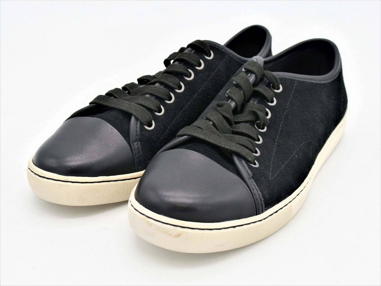 D1448L New Men's The Rail Suede bluee Low Sneakers US 8 8.5