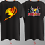 Fairy Tail Adventure Anime T-Shirt Cotton Brand New