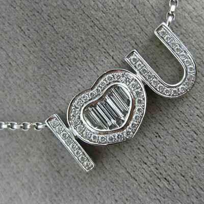 0.25 Ct Round cut Simulated Diamond Swirl Cross Pendant With 18 Chain 10K White Gold