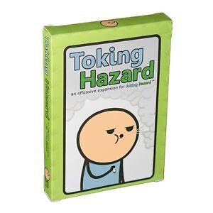 Genuine-New-Copy-Toking-Hazard