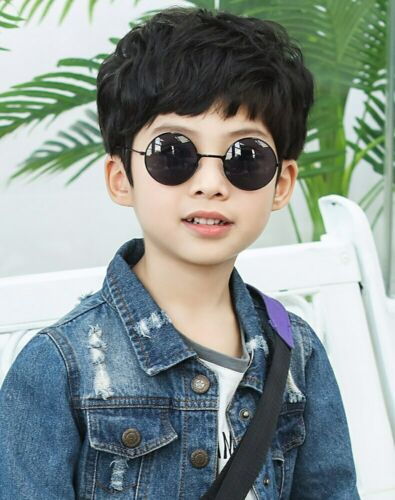 Stylish Fashion Cool Round Specular Baby Sunglasses For Boys And Girls