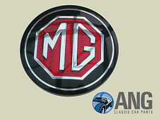MGB, MGB-GT, MGC,MGC-GT, MIDGET >'70 STEERING WHEEL HORN PUSH 'MG' BADGE 57H5593