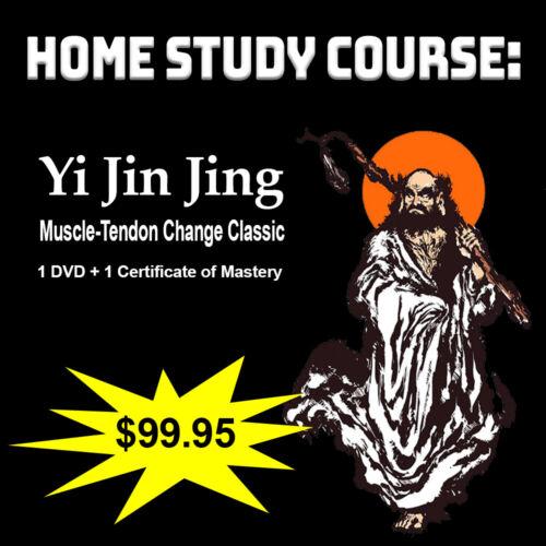 Home Study Course Muscle-Tendon Change Yi Jin Jing Qigong