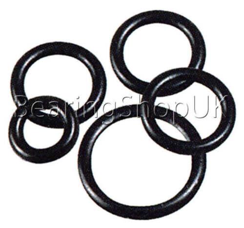 10x 24 x 2.5 mm NITRILE 70 o/'ring