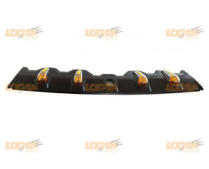 FORD RANGER 2012-2021 LED Dachblende Zubehör Dachspoiler Roof Cover Neues Modell