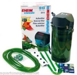 eheim classic external canister filter 2217 reviews