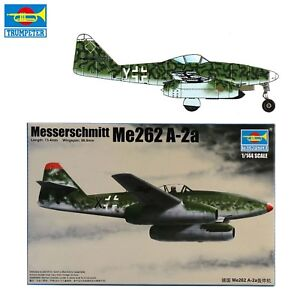Germany-Messerschmitt-Me262-A-2a-262A-Bomber-Model-kit-Trumpeter-01318-1-144