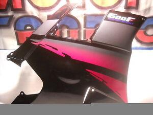 Fiancata-carena-Destra-Originale-Honda-CBR600F-anno-1992-Cat-64301MV9640ZC