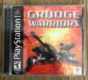 Grudge-Warriors-Ps1-Playstation-1-Complete-W-box-amp-Manual