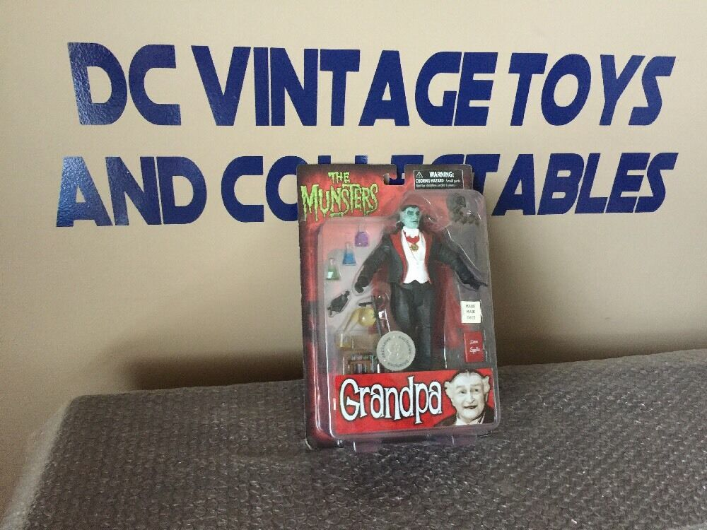 The Munsters Grandpa Action Figure Toys R Us Exclusive