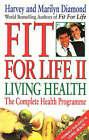 Living Health by Harvey Diamond, Marilyn Diamond (Paperback, 1989)
