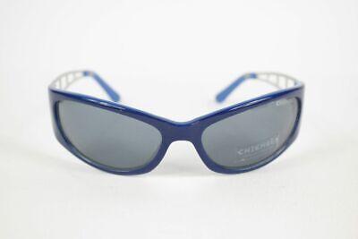 Chiemsee Ch619 58 [] 16 Blu-argento Ovale Occhiali Da Sole Sunglasses Nuovo-mostra Il Titolo Originale Medulla Benefico A Essenziale