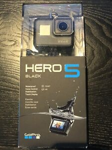 GoPro Hero 5 Black , Mint Condition