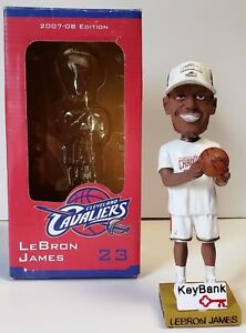 3f3155147dcd Image is loading LeBRON-JAMES-11-14-07-Bobblehead-CLEVELAND-CAVALIERS-