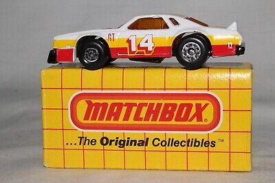 Vintage Matchbox Superfast 1980 Chevy Pro Stocker Chevy MB34 NASCAR!