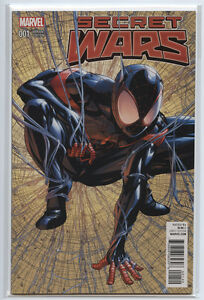 SECRET-WARS-1-LEGACY-EXCLUSIVE-Edition-Variant-Spider-man-1st-Print-HOT