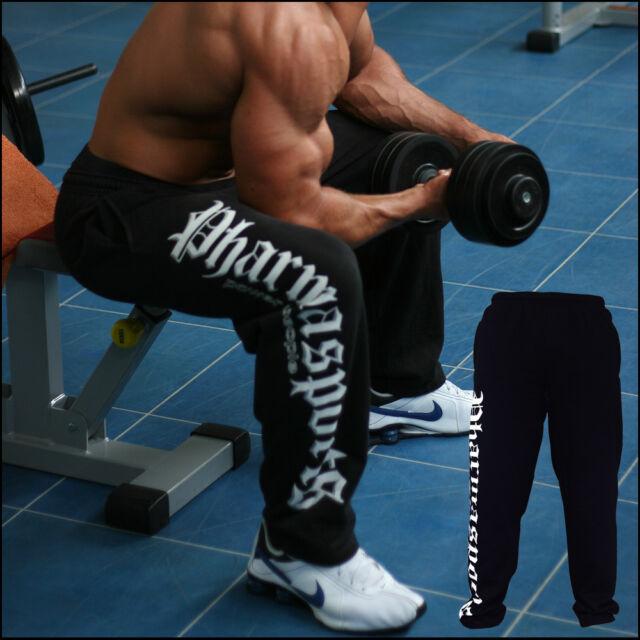 Pharmasports Trainingshose - Sporthose - Freizeithose - Bodybuilding -  Hose