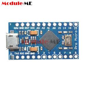 1-2-5-10PCS-Leonardo-Pro-Micro-ATmega32U4-16MHz-5V-ATmega328-Arduino-Pro-Mini