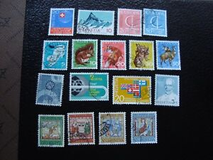 Switzerland-Stamp-Yvert-and-Tellier-N-774-A-790-Obl-A2-Stamp-Switzerland-A