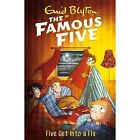 Five Get into a Fix by Enid Blyton (Paperback, 2017)
