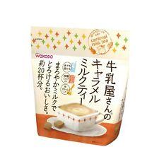 Wakodo Caramel Milk tea Powder by Milk store 240g  From Japan