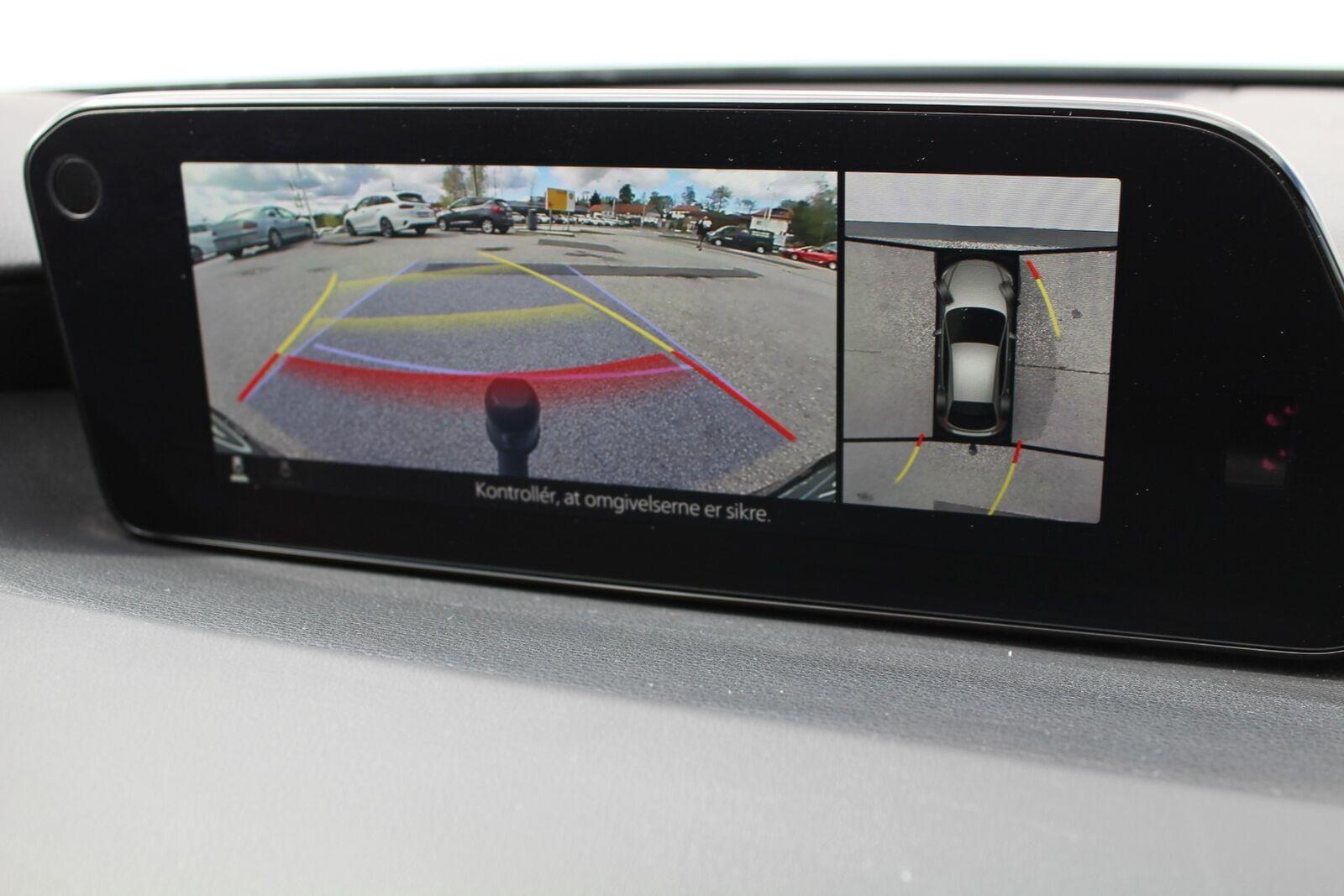 Mazda 3 2,0 SkyActiv-G 122 Sky - billede 9